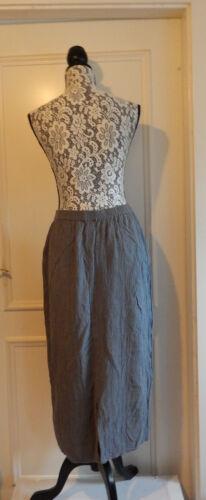 Skirt Stone Xxl Privatsachen Grau Rock Commerz Quilted Cocon Grey Gesteppt YA8fW