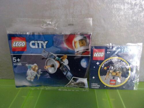 Apollo Lunar Lander Patch-NOUVEAU /& NEUF dans sa boîte Lego City 30365 Mars expedition polybag