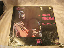 Round Midnight Betty Carter Roulette Record