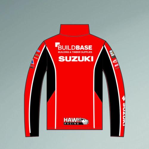 Softshell Suzuki Ufficiale In Squadra Giacca Nuovo Buildbase wT4ZqAxO