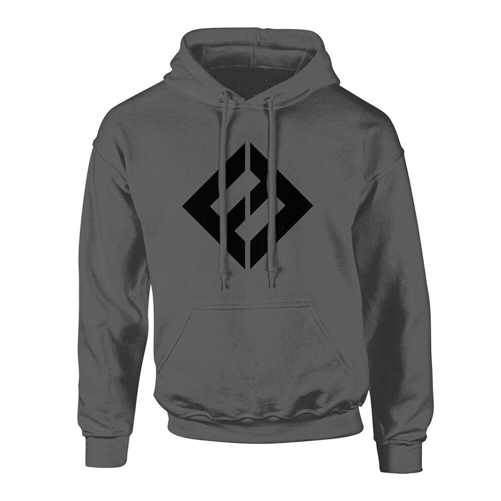 Foo Fighters 'Equal Logo' Pullover Hoodie - NEW