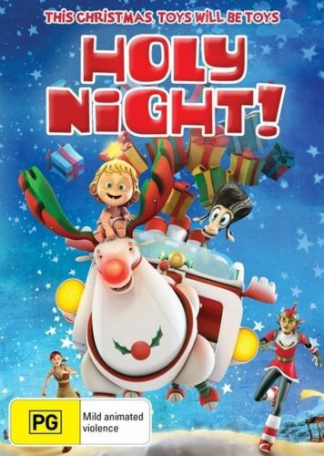 1 of 1 - Holy Night! (DVD Region 4, 2014) Brand New