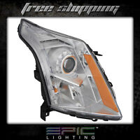 Fits 2010-14 Cadillac Srx Headlight Lamp Passenger Right Only