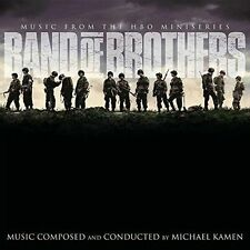 OST - BAND OF BROTHERS NEW CD