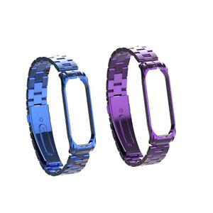 Stainless-Steel-Bracelet-Strap-Replacement-Watch-Band-Wrist-For-Xiaomi-Mi-Band-4