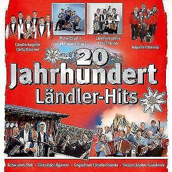 20 Jahrhundert Ländler-Hits von Various Artists (2014)