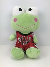 Build a Bear Plush 18? Hello Kitty KEROPPI Sanrio Frog Bulls Basketball Outfit