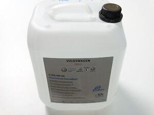 Original-Audi-VW-Adblue-10-Litros-Solucion-de-Urea-ISO22241-1-Manguera-Llenado