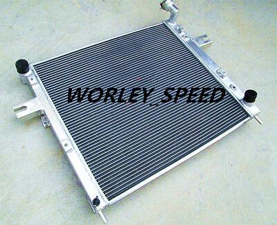 2 Row For Jeep Grand Cherokee WJ//WG 4.7L V8 1999-2000 Aluminum Radiator MT//AT