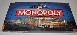 Monopolio Casino Rama Big Time Edition Juego De Mesa Faltan Tokens