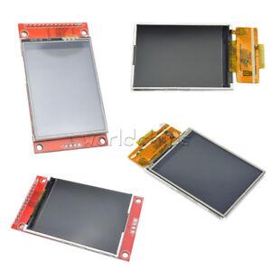 2-4-034-pollici-240x320-interfaccia-periferica-seriale-LCD-TFT-di-serie-3-3V-5V-scheda-di-circuiti