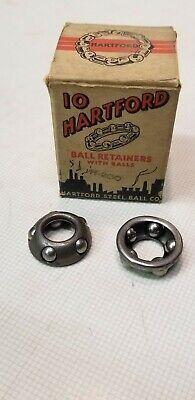 Hartford bearings for vintage bicycle front hubs NOS part # H200