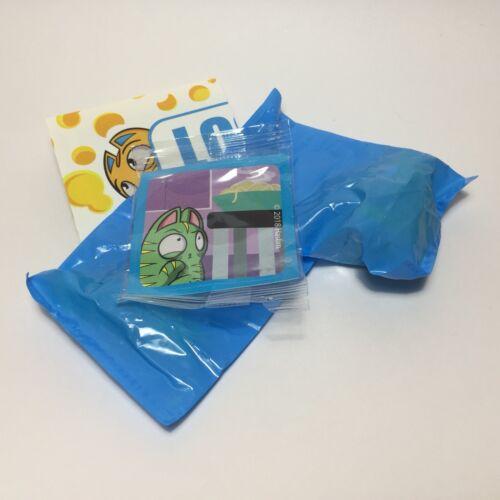 Nouveau Hasbro perdu chatons chats Mini Toy Figures Series 3 souris Mania Sid