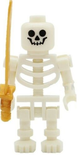 Halloween Mini Figure NEW UK Seller Fits Major Brand Blocks Egyption Scary TV
