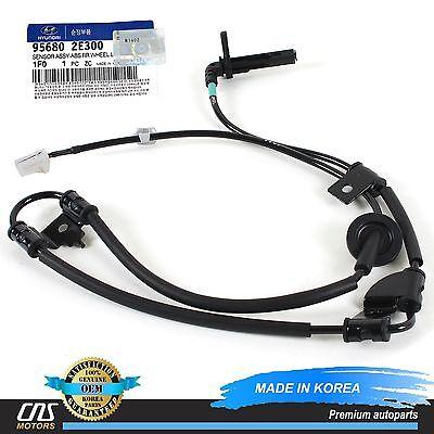 GENUINE ABS Speed Sensor Rear Left for 05-10 Tucson Sportage 4WD OEM 95680-2E400