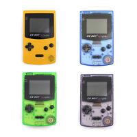 Us Seller Gb Boy Colour Handheld Backlit Console For Gameboy Color Cartridges