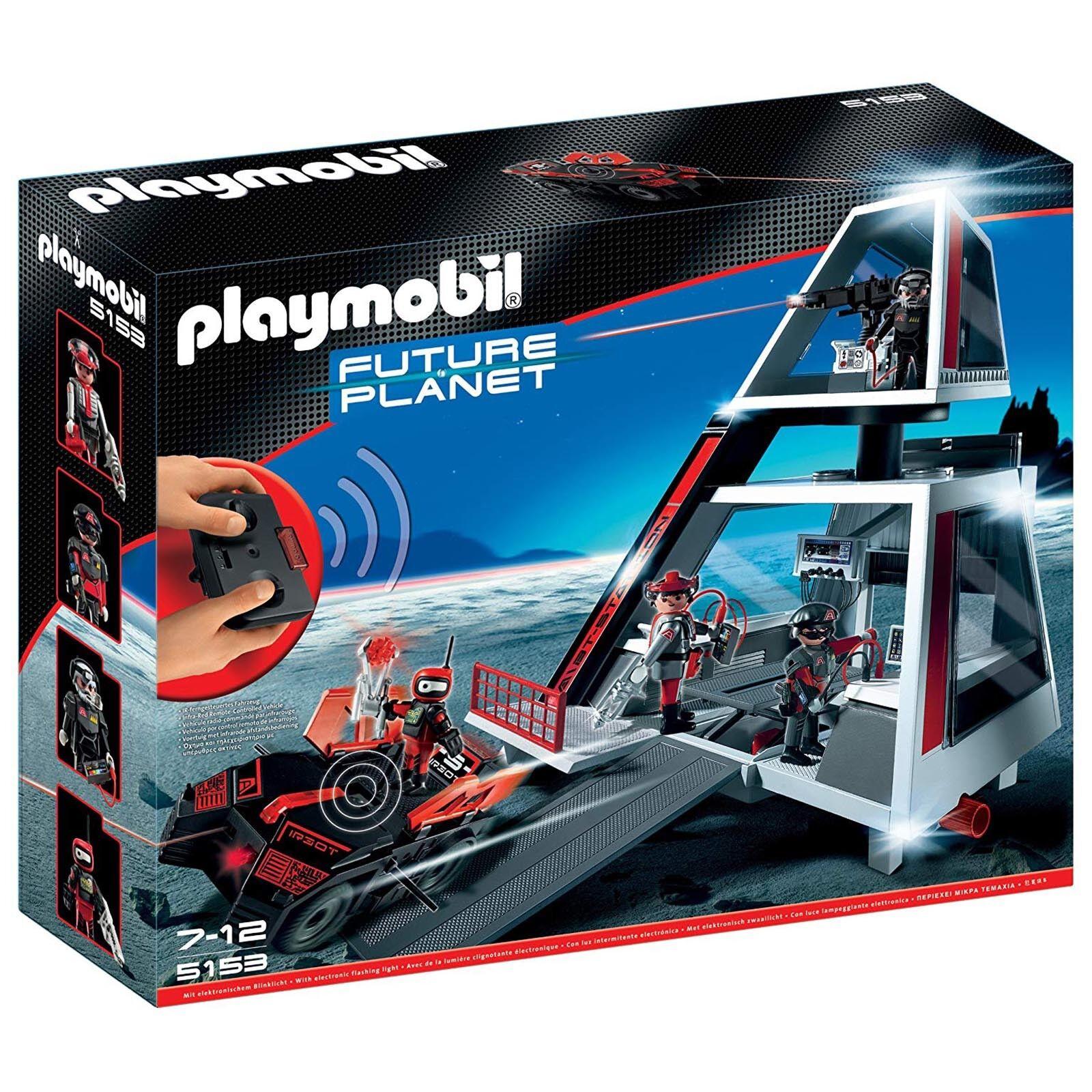 Playmobil Future Planet costruzione Set 5153 nuovo  giocattoli bambini RC Vehicle  varie dimensioni