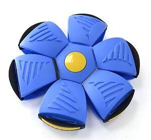 Disco-Bola-Shine-Tiro-a-Familia-Diversion-Catch-Exterior-Juego-Transformar-De
