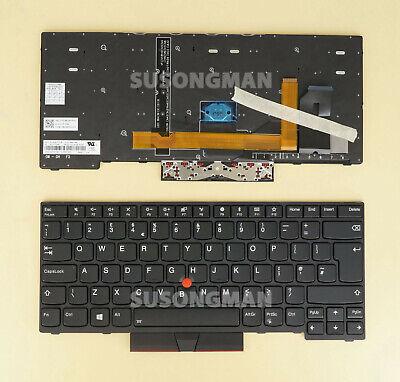 New US English Black Laptop Keyboard L390 Yoga 20M7//20M8 for Lenovo ThinkPad L380 Yoga NO-Backlit 20NT//20NU
