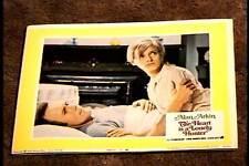 HEART IS A LONELY HUNTER 1968 LOBBY CARD #1 SONDRA LOCKE