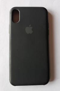 Image is loading USED-Original-Apple-iPhone-X-Silicone-Case-MQT12ZM- 7e4249fdad
