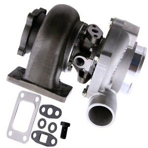 GT30-GT3037-Turbo-Turbocharger-500HP-T3-Flange-External-Wastegate-Water-Cooled