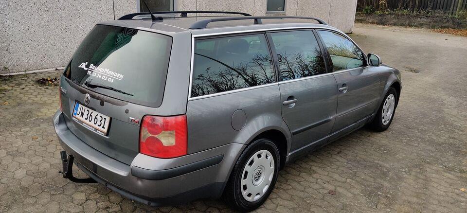 VW Passat, 1,9 TDi 130 Variant, Diesel