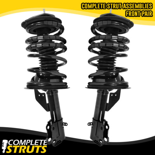 1988-93 Chrysler Dynasty Quick Complete Front Struts /& Coil Spring Assembly Pair