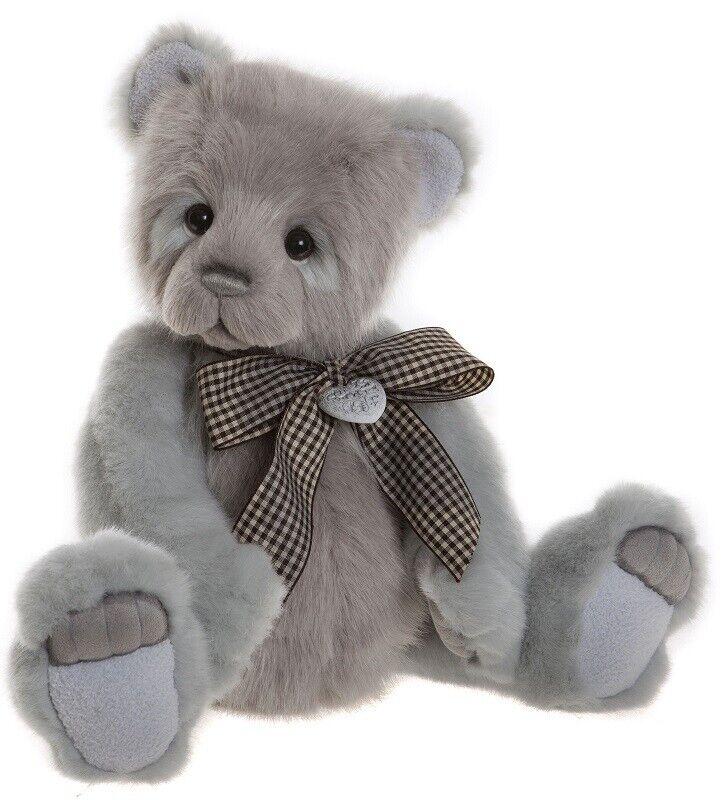 Shelby von Charlie Bears - Plüsch Keilzinkenanlage Teddybär - Cb191924