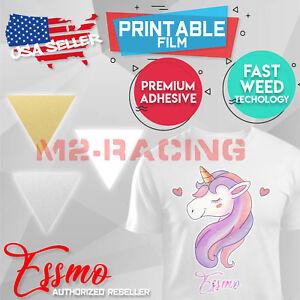 "photo about Printable Tshirt Vinyl called Facts regarding Essmoâ""¢ Printable Warmth Shift Vinyl HTV TShirt 20\"