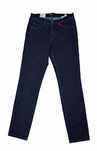 Tube Blue Dark Nouveau Form Jeans Femme Pantalon Narrow Skinny Angels SqYAfEwtS