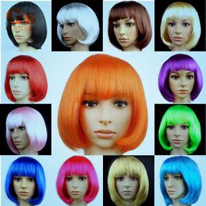 Short-Straight-wig-clown-hair-Cosplay-hair-Costume-Party-Halloween-70s-80s-Disco