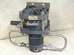 haskel aad 5 air pressure amplifier 17711 ebay. Black Bedroom Furniture Sets. Home Design Ideas