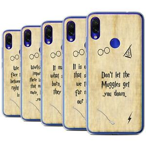 Gel-TPU-Case-for-Xiaomi-Redmi-Note-7-7-Pro-7S-School-Of-Magic-Film-Quotes