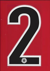 BLACK-WHITE-9-034-Football-Shirt-Transfer-Numbers-1-5-9-Heat-Apply-1-25-per-digit