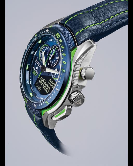 Citizen - Promaster SST, Digital World Time Chronograph Men's Watch - JW0138-08L