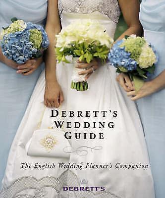 Debrett's Wedding Guide (Debretts), Debrett's   Paperback Book   Good   97818705