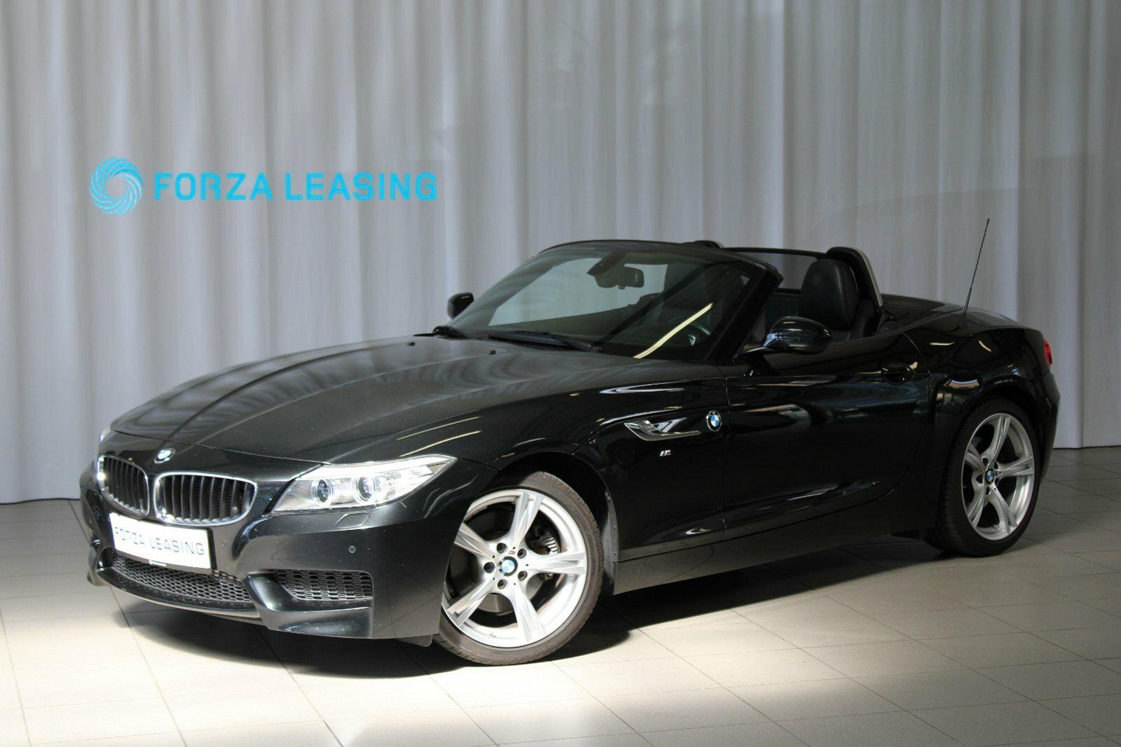 BMW Z4 2,0 sDrive28i Roadster aut. 2d - 3.200 kr.