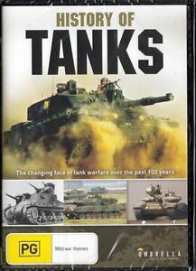 HISTORY-OF-TANKS-NEW-REGION-4-DVD-FREE-LOCAL-POST
