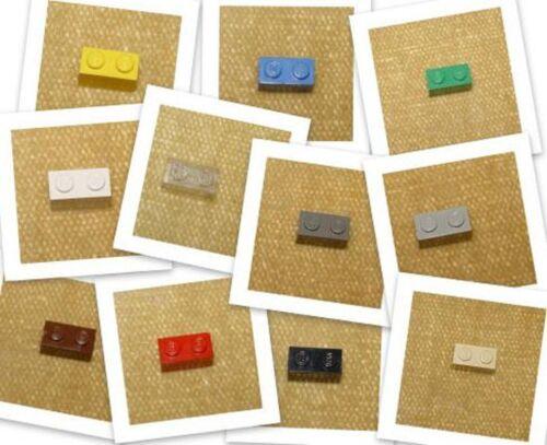 LEGO pièces 3004 1 x 2 Brick Block 2-Stud différentes couleurs-Vous Choisissez x24 Pièce