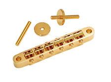 Gotoh Tune-O-Matic ABR-1 Bridge Gold for Gibson Les Paul / SG