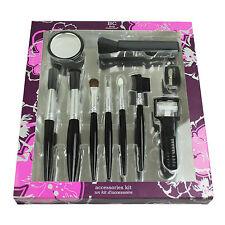Cosmetic Brush Kit Body Collection Makeup Powder Face Applicator Gift Set 10pcs