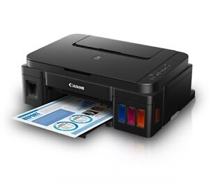 Canon PIXMA G2002 Refillable Ink Tank All-In-One for High Volume...