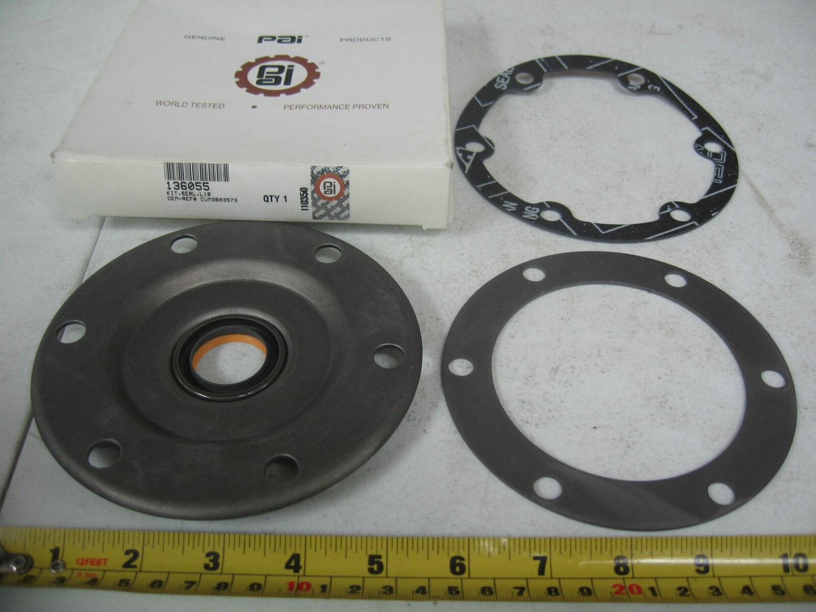Rubber D/&D PowerDrive 3809286 Cummins Engine Replacement Belt