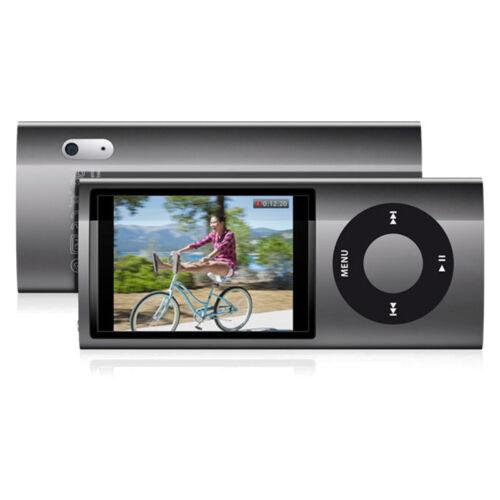 1 of 1 - Apple iPod nano 5th Generation Black (8GB)