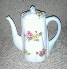 Shelley England begonia tea pot