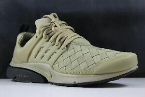 7af275f41c4d7 Nike Air Presto SE Size 9 Mens Neutral Olive/Neutral Olive 848186 ...