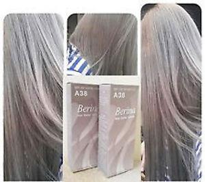 Berina A38 Light Ash Blonde color A38 Permanent Hair Dye Color ...