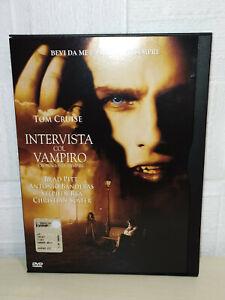 INTERVISTA COL VAMPIRO - SNAP - DVD
