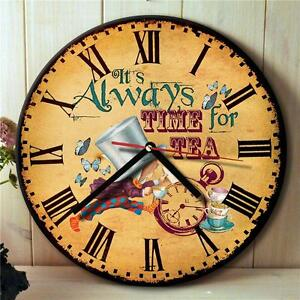 Alice In Wonderland Mad Hatter Time For Tea Hanging Wall